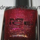 Pure Ice Nail Polish *GIRLS BEST FRIEND* Cranberry Red Multi-Sparkle *Brand New*