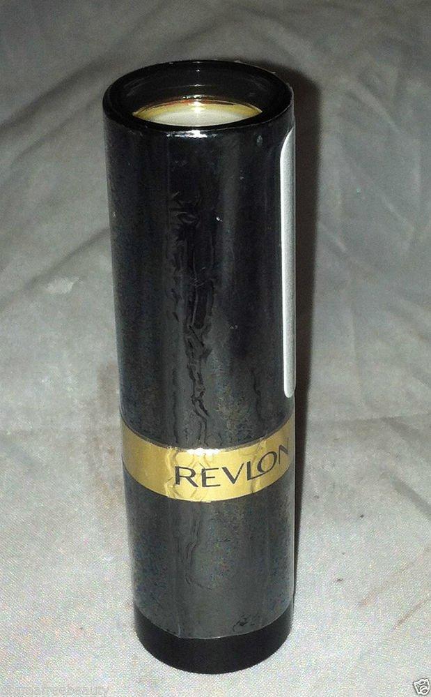 Revlon Super Lustrous Lipstick Creme * 510 BERY RICH * Sealed New