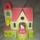 Rare Sanrio HELLO KITTY Car & House *Wind-Up Action Collectible Coin BANK* w/Box
