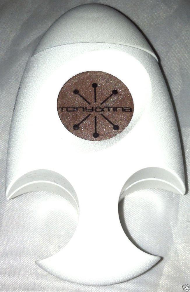 Tony & Tina 1997-98 M.O.M.A. Collectible Art Shimmery Cool Taupe Nail Polish BN