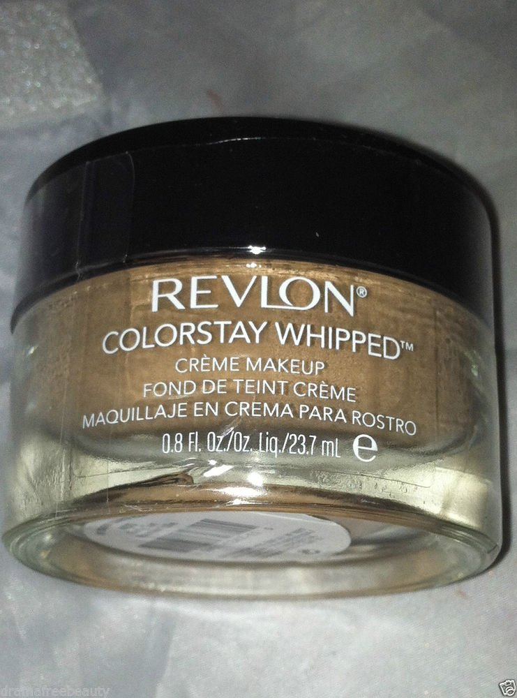 Revlon ColorStay Whipped Crème Makeup 24 Hour Foundation * 400 EARLY TAN * New