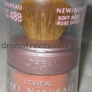 L'Oreal Bare Naturale All-Over Mineral Glow Illuminator Powder #488 *SOFT ROSE*
