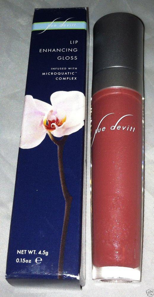 Sue Devitt Lip Enhancing Gloss *ALANYA* Sheer Neutral Rosy Pink Sheen BNIB $22+