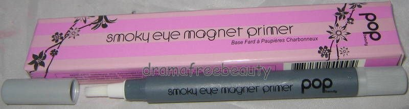 Pop Beauty Smoky Eye Shadow Magnet Primer *SMOKED OUT* Smoldering Gray $18+ BNIB