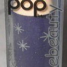 Pop Beauty Glitter Stix Eyeshadow/Liner Crayon *FREESIA* Purple w/Silver Sh BNIB