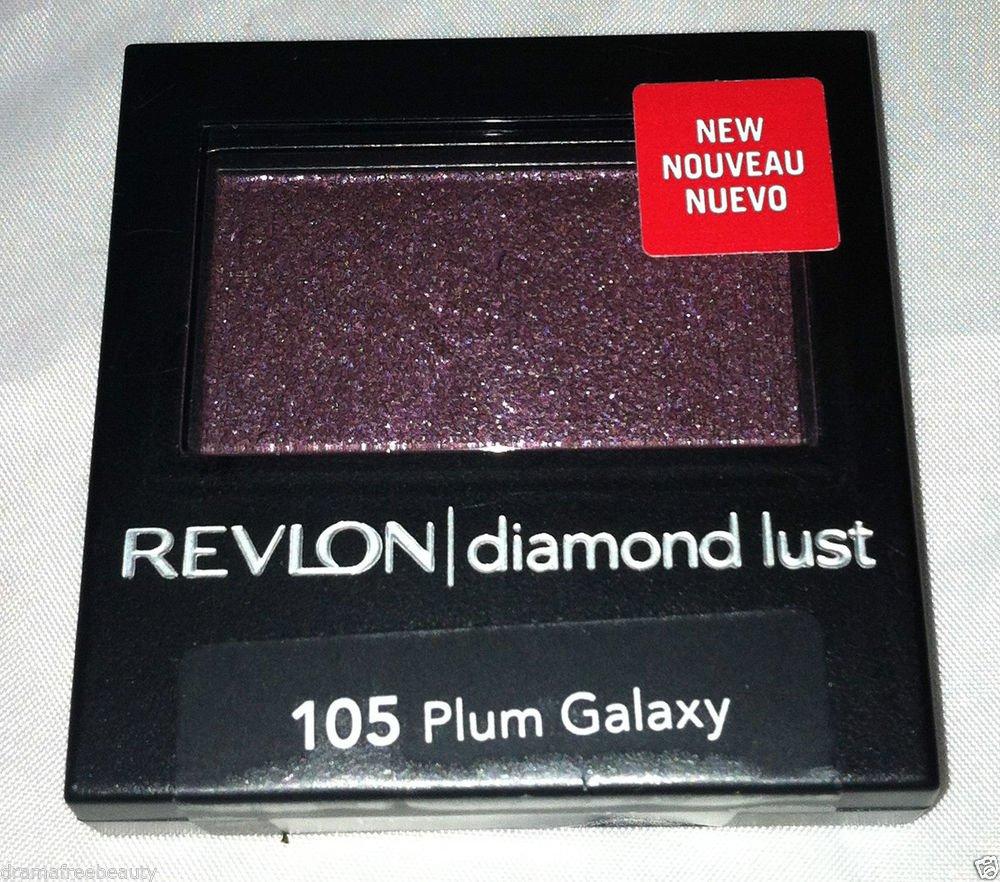 Revlon Diamond Lust Eye Shadow * 105 PLUM GALAXY *  Luxurious Color Sealed New