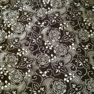 "Stella Star ""Stella Swirl"" Design Brown/White Fabric Stretch Cotton 108X60"