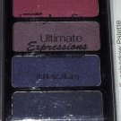 Wet n Wild Ultimate Expression Eyeshadow Palette Quad PARADISE COVE Violet Purpl