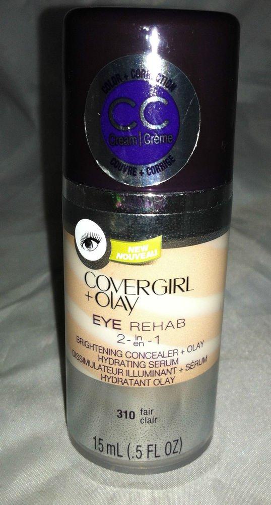 Covergirl+Olay Eye Rehab *310 FAIR CLAIR* 2-in-1 Concealer + Hydrating Serum  BN