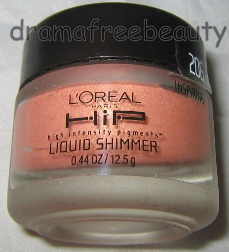 L'oreal HIP High Intensity Pigments Liquid Shimmer Highlighter 206 *INSPIRING*