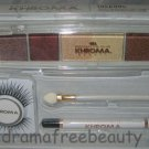 Kardashian KHROMA Beauty SHEBANG Quick Transformation Set Eye Shadow, Lashes NIB