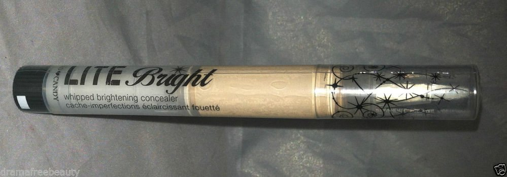 Hard Candy Lite Bright Whipped Brightening Concealer * 505 LIGHT * Sealed New