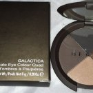 Becca Ultimate Eyeshadow Quad *GALACTICA* Matte/Metallic Brown, Ebony Peach BNIB