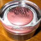 BN Maybelline Lmtd Ed. COLOR TATTOO 24HR Cream Gel Eye Shadow 55 *INKED IN PINK*