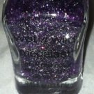 Wet n Wild MegaLast Nail Polish *PLAYING ALL SUITS* Purple & Silver Holo Glitter