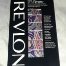 Revlon Nail Art Style Nail Polish Strips * MARBLE ARTS * Multi-Colored Marbel BN