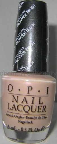 Opi GARDEN PARTY Nail Lacquer Polish *MOD HATTER* Sheer Gray Lilac wPink Shimmer