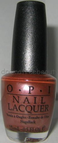 OPI Classic Nail Polish Lacquer *CHICAGO CHAMPAGNE TOAST* Neutral Mauve Taupe Sh