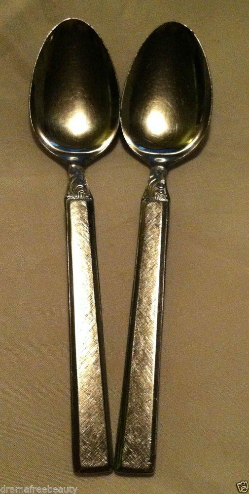 """EKCO Eterna """" ODYSSEY """" Japan Stainless Stoon Spoon 6"""" long"""
