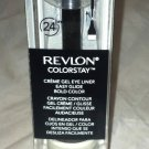 Revlon ColorStay Creme Gel Eye Liner Easy Glide * WHITE MIST * Sealed New