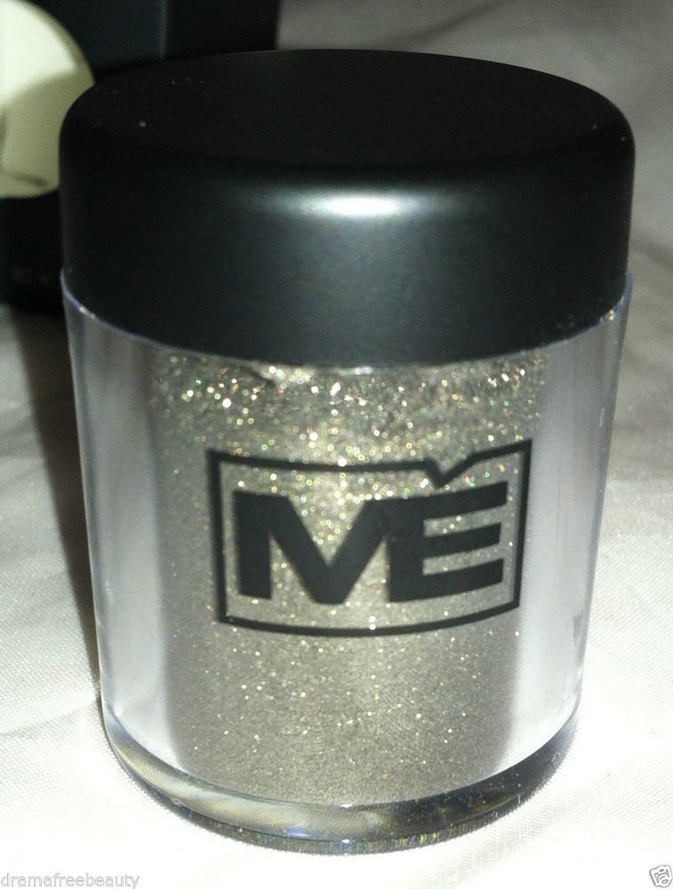 Mattese Elite STAR DUST Loose Powder Eyeshadow * BLACK GOLD * Smokey ShimmerBNIB