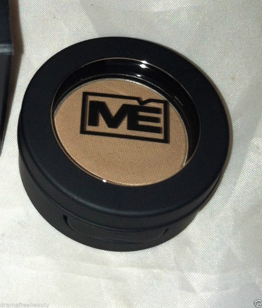 Mattese Elite Silky Soft Matte Eyeshadow * SUEDE * Medium Brown Long Wear BNIB