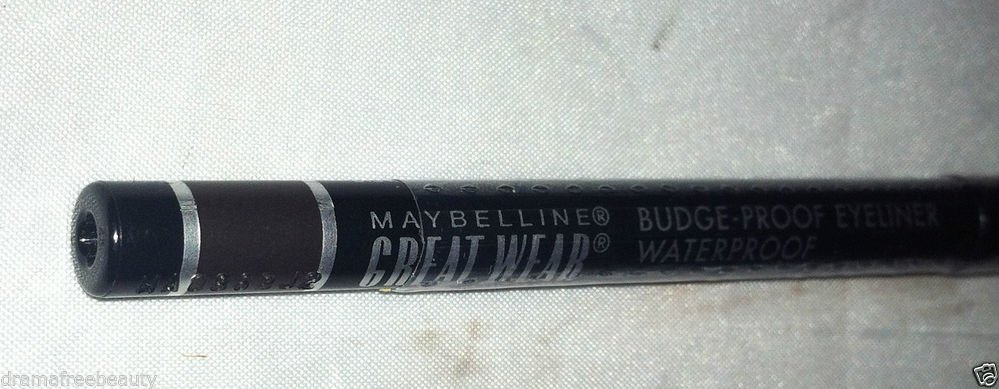 Maybelline Great Wear Waterproof Eyeliner * 07 ESPRESSO * Sealed Brand New