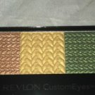Revlon Custom Eyes Shadow & Liner * 025 METALLIC CHIC * Sealed Brand New