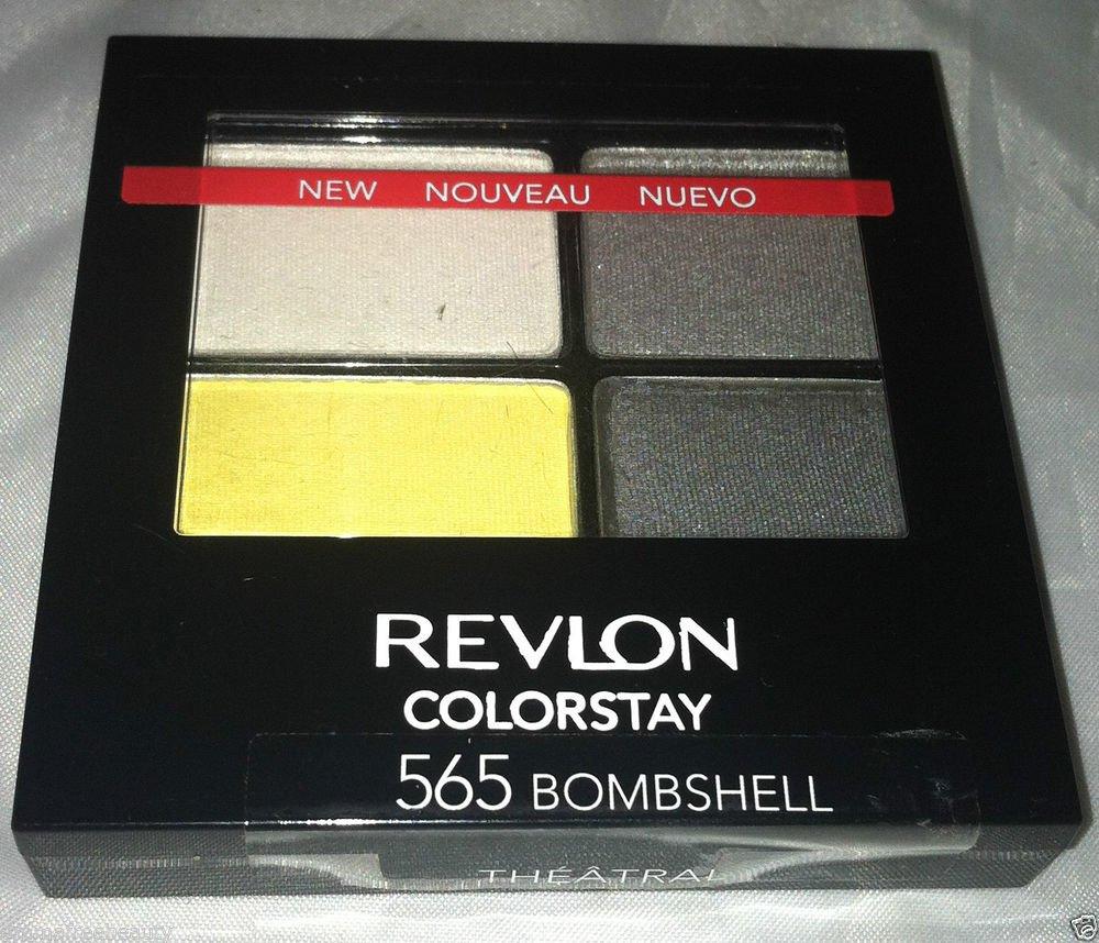 Revlon ColorStay 16 Hour Eye Shadow * 565 BOMBSHELL * Sealed Brand New