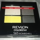 Revlon ColorStay 16 Hour Eye Shadow * 565 BOMBSHELL * Sealed Brand New