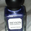 Revlon parfumerie Scented Nail Polish * 140 MOONLIT WOODS * Metallic Purple New