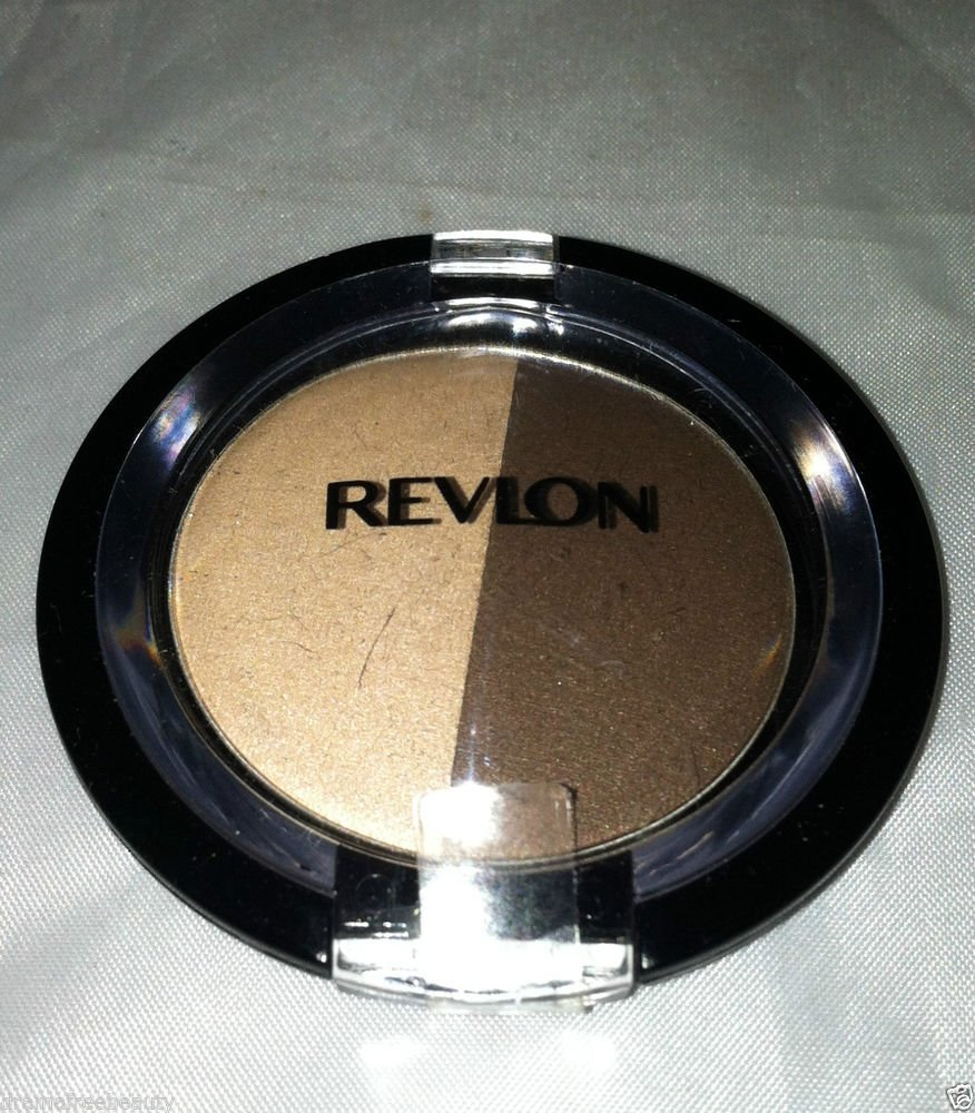 Revlon Eyeshadow Duo * GET CHAMPAGNE * Limited Edition Sealed Brand New