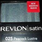Revlon Satin Eye Shadow * 025 PEACOCK LUSTRE * Sealed Brand New