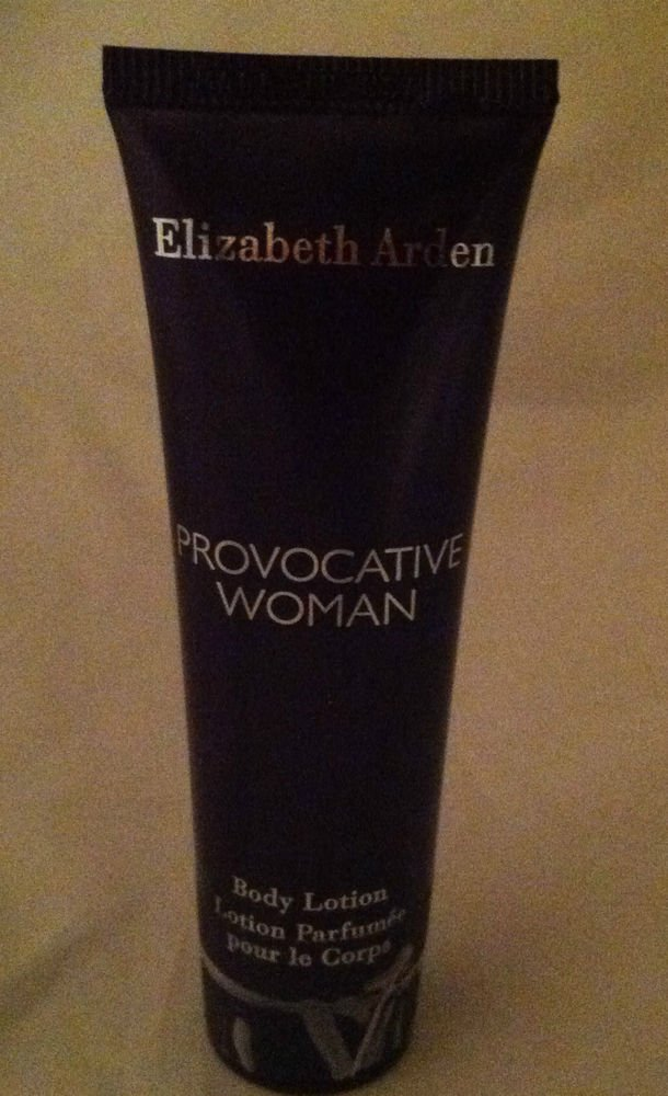Elizabeth Arden PROVOCATIVE WOMAN  Body Lotion Travel / Sample Size 30mL Sized