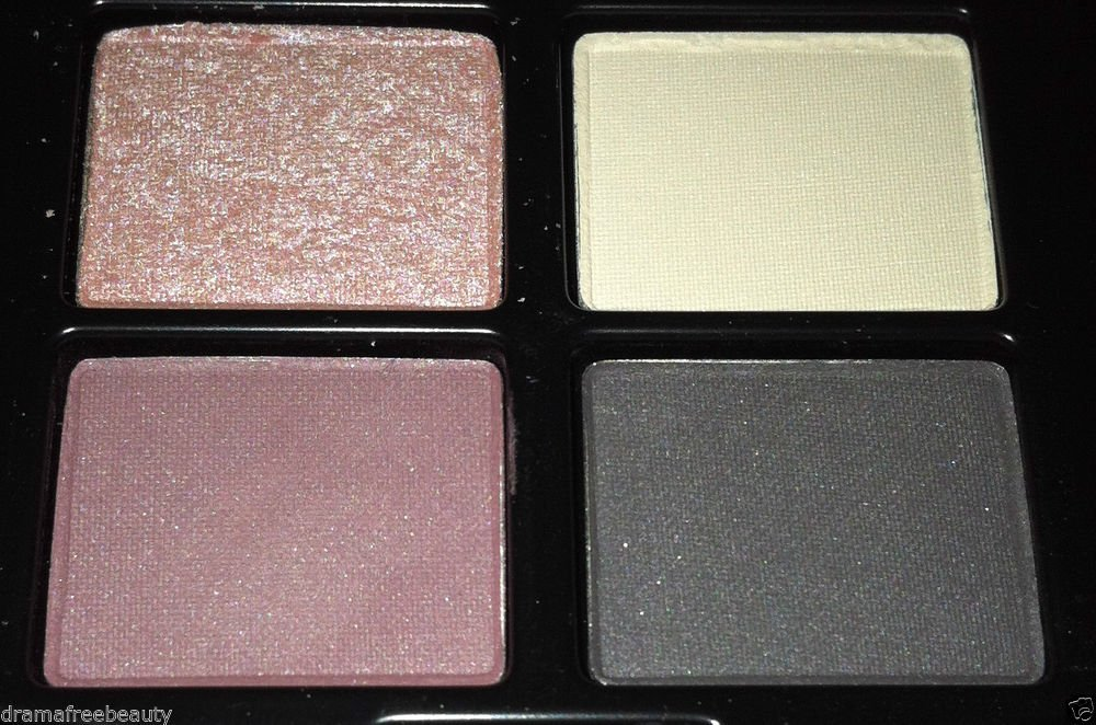 Lancome Color Design Sensational Effects  Eye Shadow Quad in Matte & Metallic BN