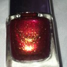 CoverGirl Outlast Stay Brilliant Glosstinis Nail Polish * 615 INFERNO * RED/GOLD