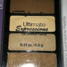 Wet n Wild Ultimate Expression Eyeshadow Palette * SAND CASTLE * Blendable Brown