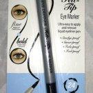 Physicians Formula Felt-Tip 24HR Eye Definer Marker *2229 COOL BLACK* Sealed BN