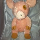 "13"" Kohl's Cares for Kids 3-9 * IF YOU GIVE A PIG * Boys & Girls Stuffed Animal"