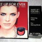 Make Up For Ever Makeup Cleansing Water 10ml Mini & High Definition HD Blush 410