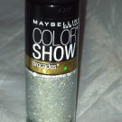 Maybelline Color Show Nail Polish Brocades * 770 SILVER SWANK * Silver/Gold New
