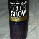 Maybelline Color Show Nail Polish Brocades * 765 AMETHYST COUTURE * Deep Purple