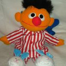 """Tyco Animated Talking Stuffed Plush Toy Doll * SING AND SNORE ERNIE *  18"""" Tall"""