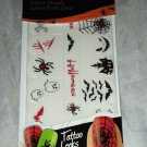 KISS Nail Dress Halloween Nail Tattoos/Water Decals 16pc Brand New