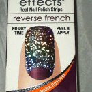 Sally Hansen Salon Effects Nail Polish Strips * 001 DISK-O QUEEN * Brand New