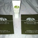 Orgins Plantscription Anti-Aging Cream & Mondern Friction 3pc Travel/Sample Lot