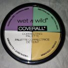 Wet n Wild Coverall Correcting Palette COLOR COMMENTARY Cover Highlight Wheel BN