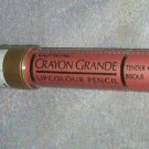 L'Oreal Crayon Grande * TENDER KISSES * Lip Color Pencil Sealed Brand New