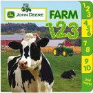 John Deere *FARM 1 2 3* Hardcover- Animals, Counting, Soft-Touch, Pop-Ups, Flaps