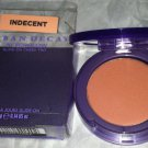 Urban Decay Afterglow Glide-On Cheek Tint Blush *INDECENT* Sheer Gold Peach BNIB